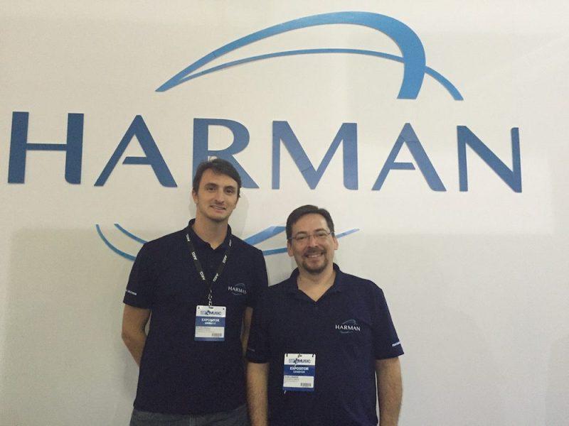 Felipe Arnold e Aldo Linares, Harman do Brasil