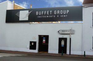 Tradicional sede do Buffet Group na França