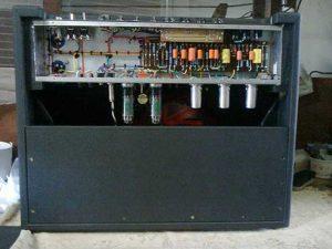 Amplificador válvulado Trurbian