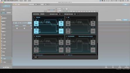 Boss-Tone-Studio---roteamento-USB