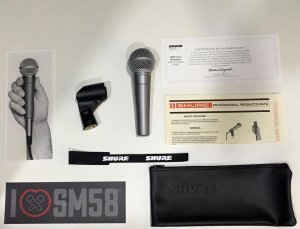 SM58 50 Anos
