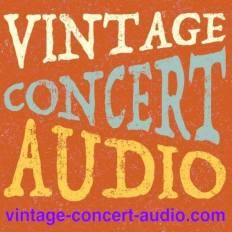 Vintage Concert
