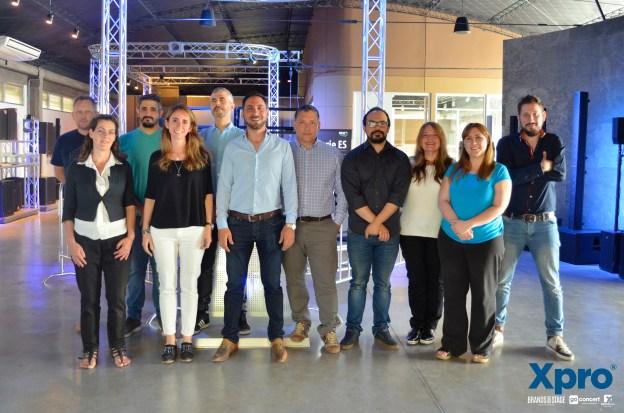 qscbrandsonstagexpro team