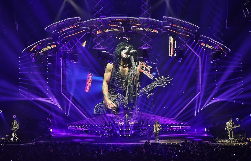 KISS End of the Road ©ToddKaplan e