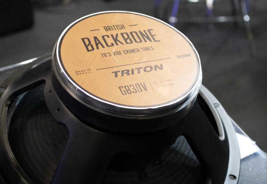 british backbone