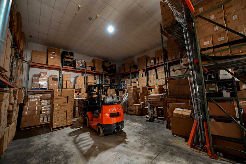 cborges warehouse deposito