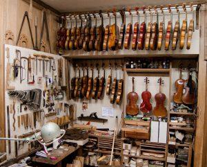 luteria violino