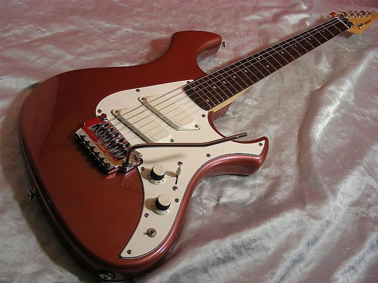 Fender Performer Burgundy Mist