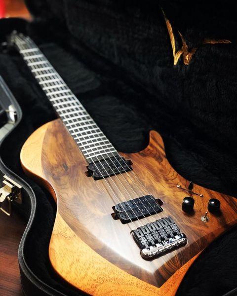Guitarra W Custom Guitars