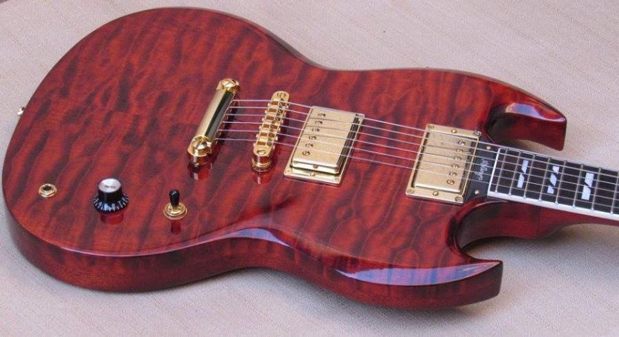 SG Nt Top Quilted Maple