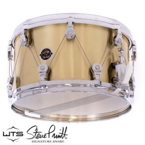 WTS Steve Pruitt Signature Snare - with logo - 11-01 copia