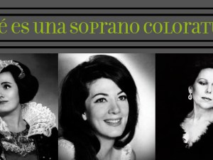 Soprano coloratura