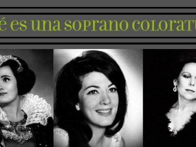 Soprano coloratura