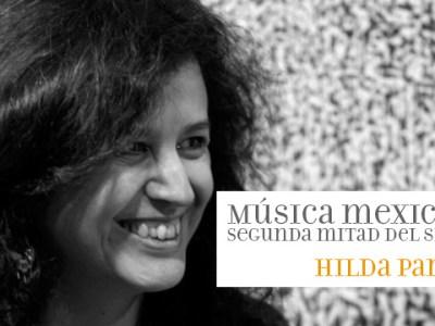 Hilda Paredes Compositora