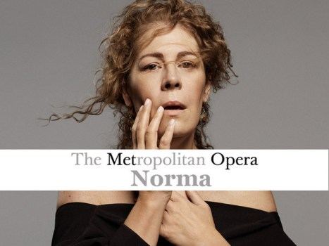 ópera Norma de Bellini