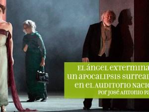 El Ángel exterminador en el Auditorio Nacional
