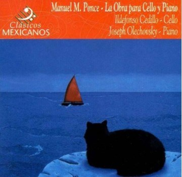 Manuel M. Ponce: la obra para cello y piano
