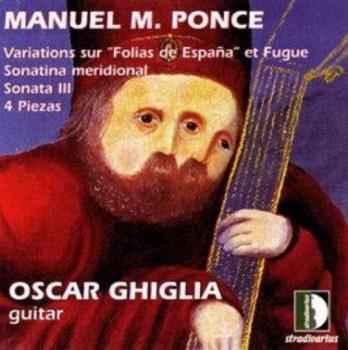 """Variations sur """"Folias de España"""" et fugue, Sonatina meridional, Sonata III, Cuatro piezas"""
