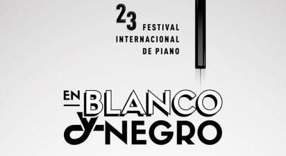 23 festival de piano En Blanco y Negro