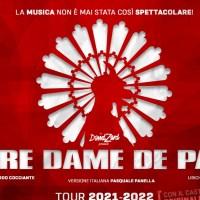NOTRE DAME DE PARIS - torna il musical nei teatri di tutta Italia con un calendario rinnovato e il cast originale