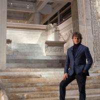 ALBERTO ANGELA - torna su RAI1 con la nuova stagione di ULISSE, prima puntata Le sette meraviglie della Roma imperiale