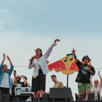 SALMO - video del party nella baia di Arbatax con GHALI. Un successo incredibile per un evento senza precedenti di Red Bull e Lebonski Agency