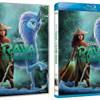 RAYA E L'ULTIMO DRAGO - arriva finalmente in Blu-Ray e DVD! da  giugno su Disney+