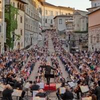 Spoleto Festival dei Due Mondi - Il concerto finale in onda su Rai 2