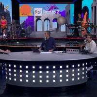 RAI RADIO2 - uno strepitoso Nanni Moretti questa mattina in diretta su Rai Radio2 e in Visual su Rai Play