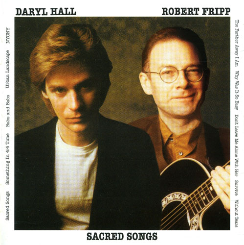 Daryl Hall Robert Fripp
