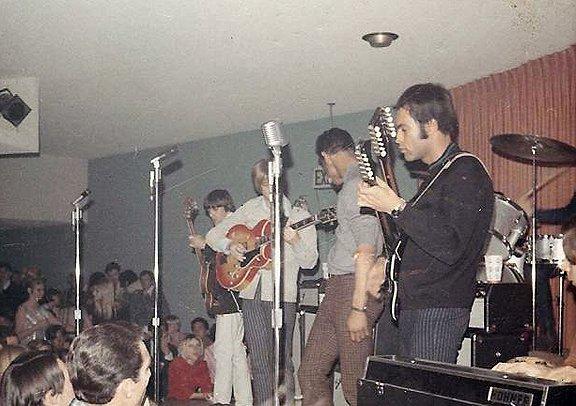 Love, Hollywood Bowl 1966