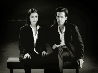 Nick Cave and PJ Harvey