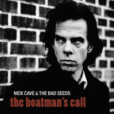 Nick Cave, The Boatman's Call front