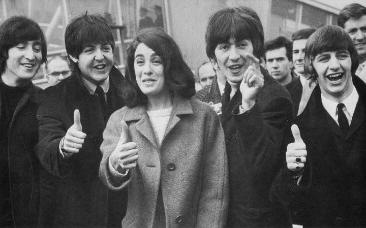 Eleanor Bron Beatles