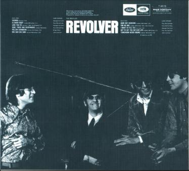 Revolver, back