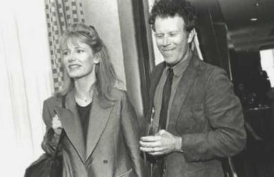 Tom Waits and Kathleen Brennan