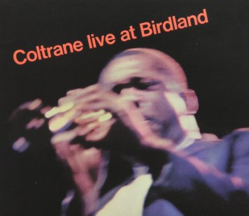 Coltrane Live at Birdland, front