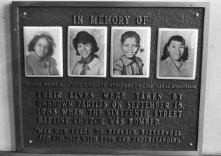 In Memory of the Victims