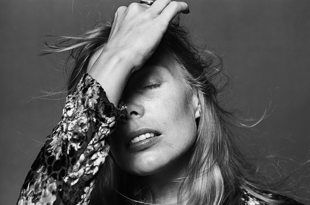 Coyote, by Joni Mitchell