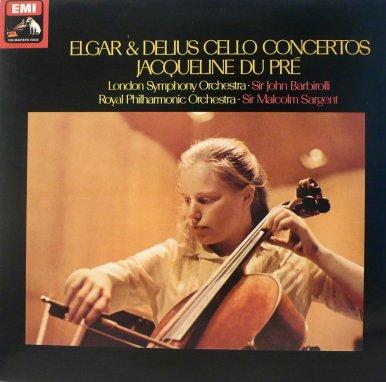 Jacqueline du Pré Elgar Cello Concerto EMI