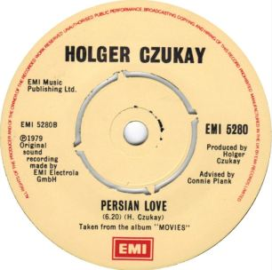 Persian Love single