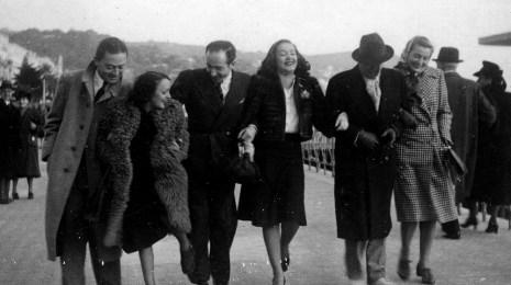 Glanzberg and Piaf 1940