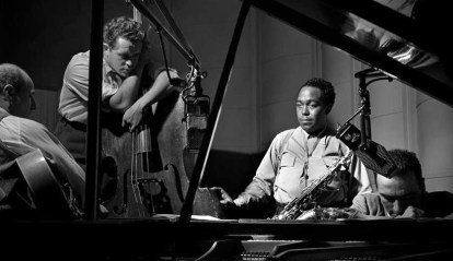 Tristano with Charlie Parker