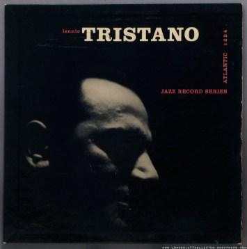 Tristano, Atlantic 1956, front