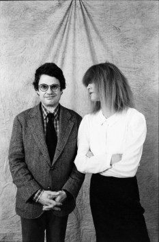 Charlie Haden and Carla Bley