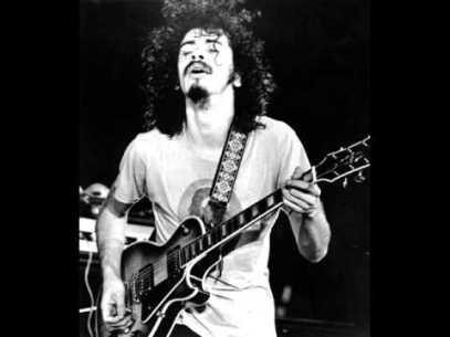 Carlos Santana 1972