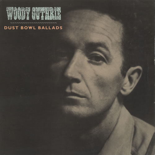 Dust Bowl Ballads LP