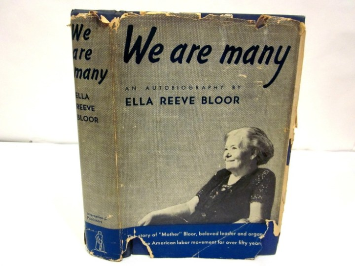 Ella Reeve Bloor We Are Many