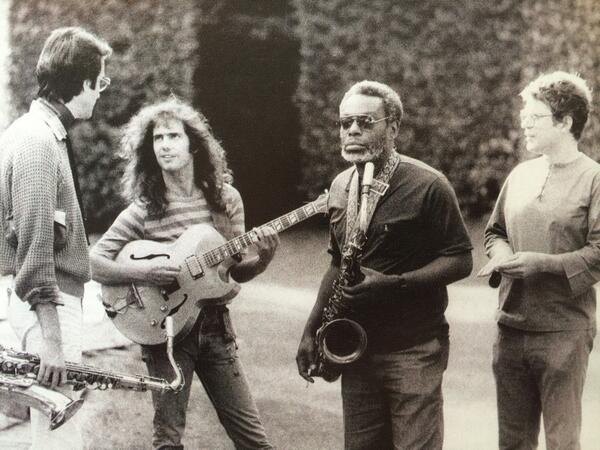 Pat Metheny's 80-81 band with Michael Brecker Charlie Haden and Dewey Redman