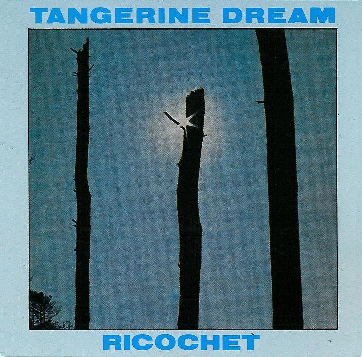 Tangerine Dream - 1975 - Ricochet - Front